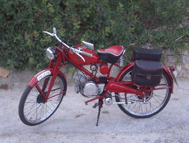 GUZZI HISPANIA 65CC